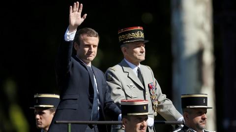 Usai Tunjuk PM Baru, Presiden Prancis Emmanuel Macron Reshuffle Kabinet