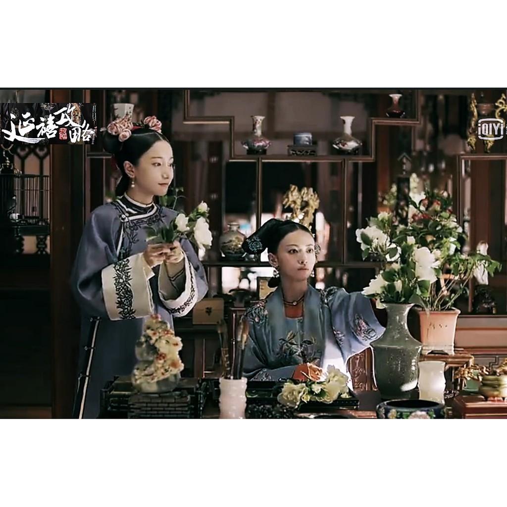 【居寶緣】白玉罐/黃玉罐 (天然/免運) #延禧攻略 #古代風