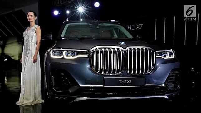 Mobil BMW X7 Bertenaga 340 hp Siap Mengaspal di Indonesia
