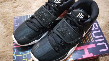 網友 張曉家 鞋評 / Nike Kyrie 6