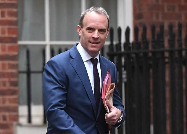 藍韜文(圖)稱英國已準備好犧牲與中國的自由貿易協議。(Getty Images)