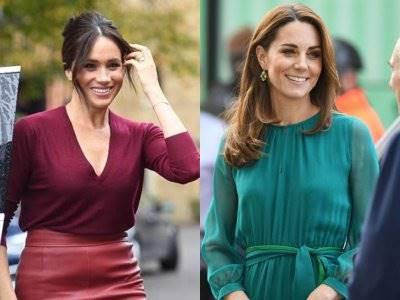 Meghan Markle Banyak Dapat Pemberitaan Buruk Dibanding Kate Middleton