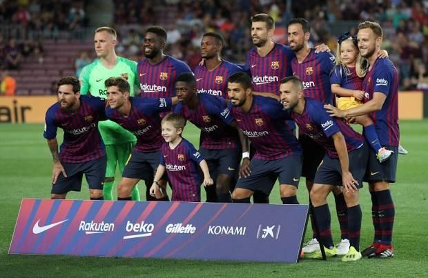 Perayaan Juara Barcelona Ditunda, Ada Apa?