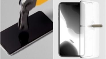不會破的手機保護貼!犀牛盾 3D 壯撞貼重磅登場