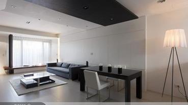 居家設計中的簡單之美