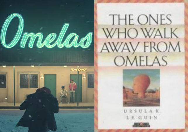 the ones who walk away from omelas 2 essay The ones who walk away from omelas analysis the ones who walk away from omelas the ones who walk away from omelas away from her- evaluative essay.