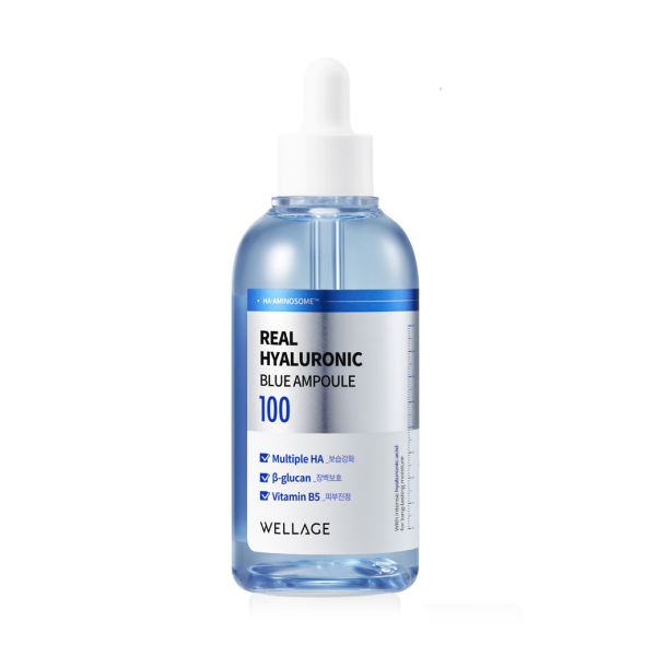 Real Hyaluronic Blue Ampoule