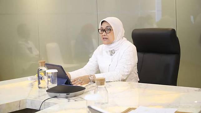 Menaker Ida Pastikan THR Kepada Pekerja Tetap Wajib Dibayarkan