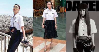 3 thế hệ mặc chung 1 mẫu áo: Lỗi 'xấu đẹp không phải tuổi tác mà là thần thái