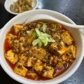 麻辣王豆腐ランチセット - 実際訪問したユーザーが直接撮影して投稿した新宿四川料理麻辣王豆腐の写真のメニュー情報
