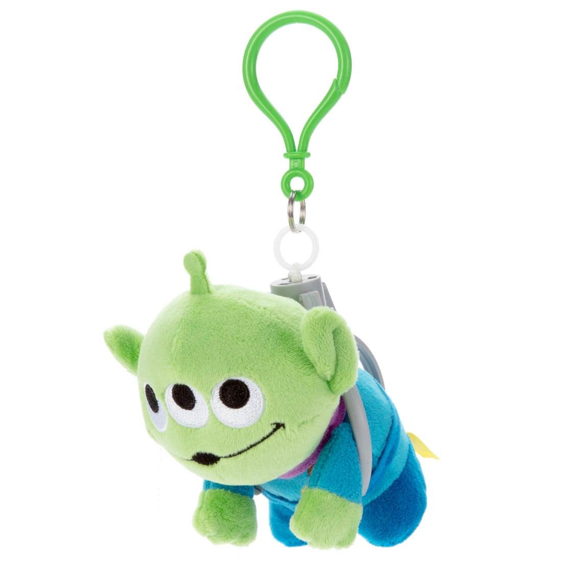 尼德斯Nydus~* 日本正版 迪士尼 玩具總動員4 三眼怪 外星人 零錢包 吊飾 鑰匙圈。人氣店家尼德斯Nydus的【 迪士尼 系列 】有最棒的商品。快到日本NO.1的Rakuten樂天市場的安全環