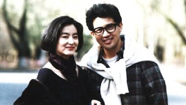 秦漢和林青霞當年的戀情轟轟烈烈。(圖/翻攝自微博)