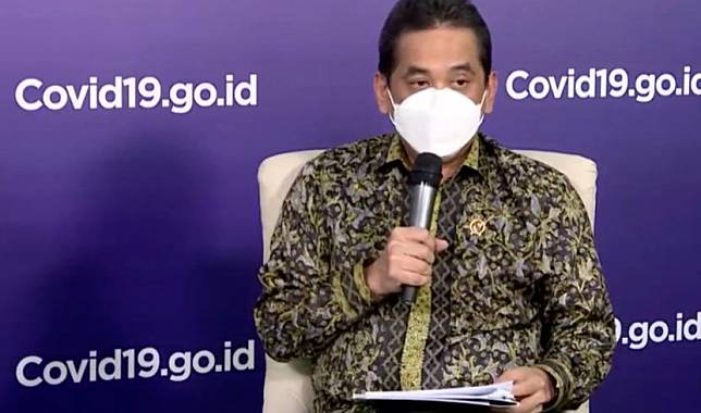 Minister of Trade, Agus Suparmanto.  Agus said, increasing coal trade can improve the global economy.