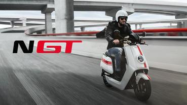 中國小牛電動車發表新款電動車 N-GT:具備125cc 級機車性能、續航170KM、最高時速達70KM/h