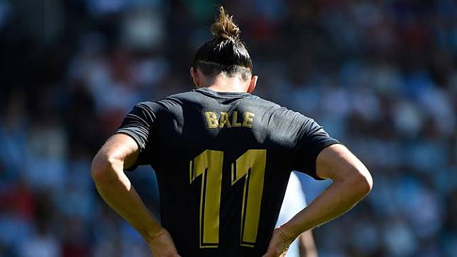 Gareth Bale Tinggalkan Santiago Bernabeu