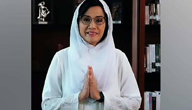 Finance Minister Sri Mulyani Indrawati. Photo: Instagram smindrawati