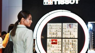 起點帶路 / TISSOT 台北 101 概念店不只有錶 更連結每個人的情緒記憶