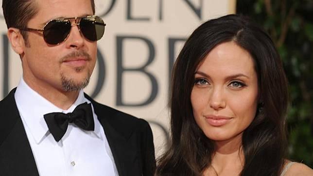 [Bintang] Angelina Jolie - Brad Pitt