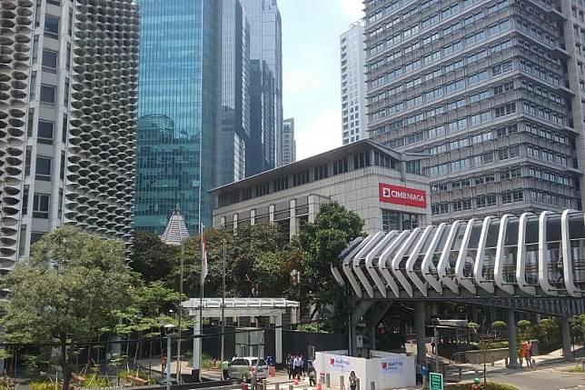 Macet, ekspatriat di Jakarta cenderung tinggal di tengah kota