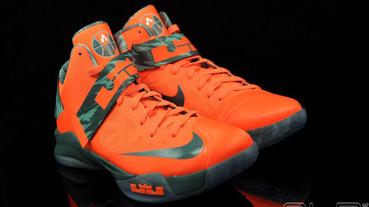 新款速報 / Nike Zoom Soldier VI Orange & Hasta Camo