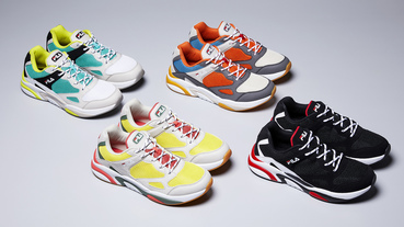 官方新聞 / 流行樂之王逝世十週年 FILA 推出紀念老爹鞋 JAM '92