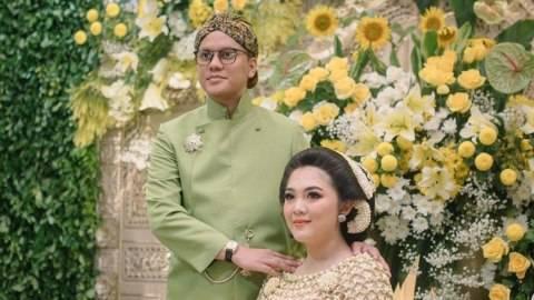 Selamat, Arief Muhammad dan Tiara Pangestika Dikaruniai Anak Pertama
