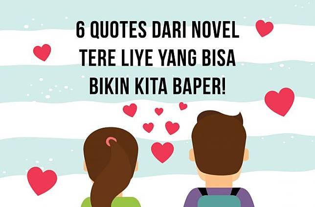Quotes Novel Hujan Tere Liye 3