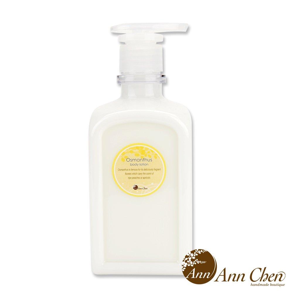 陳怡安手工皂- 保濕身體乳500ml(桂花)