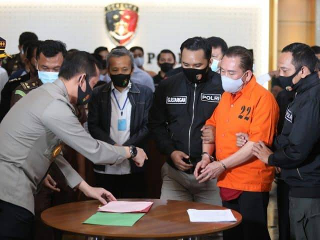 Djoko Tjandra Ditangkap, DPR Harapkan Citra Polri Pulih
