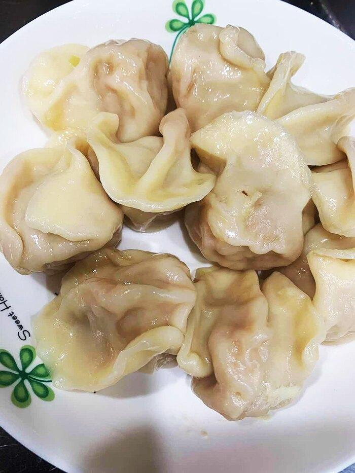 【阿甘水餃】鮮肉高麗菜水餃+鮮肉韭菜水餃/各40粒/包