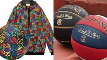 NBA 明星週最狂週邊登場!陳冠希聯名、Gucci 籃球全面加持,不是一日球迷的你們還不快買爆!