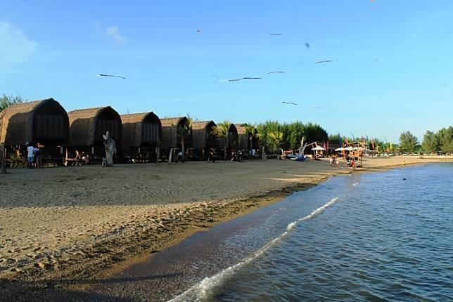 Pesta Zumba di Pantai? Kenapa Tidak