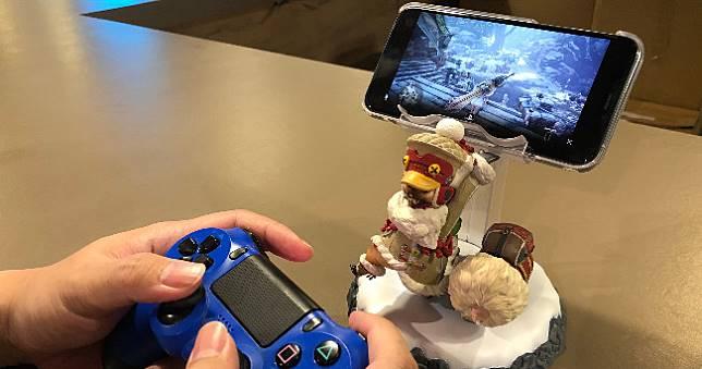 隨身帶著Steam、PS4走,iOS 13更新就能用遊戲控制器