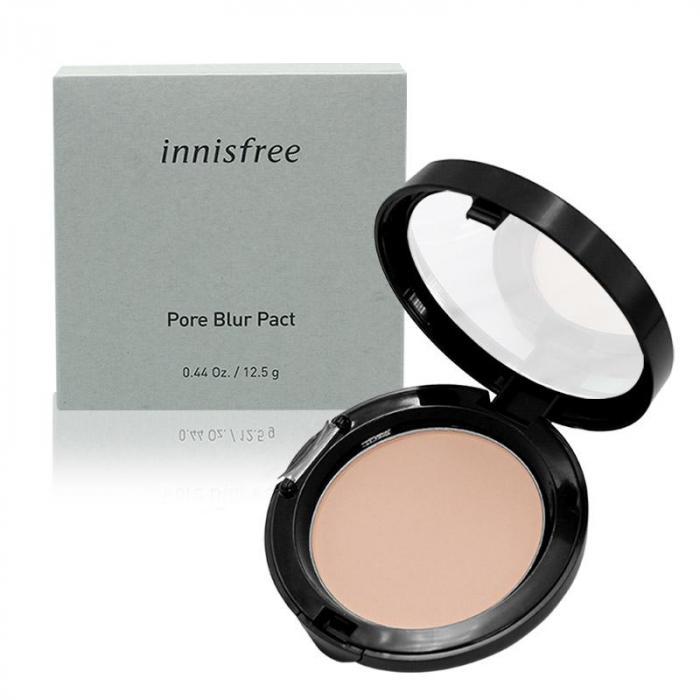 INNISFREE最新品持久控油不浮粉保持皮膚清潔明亮