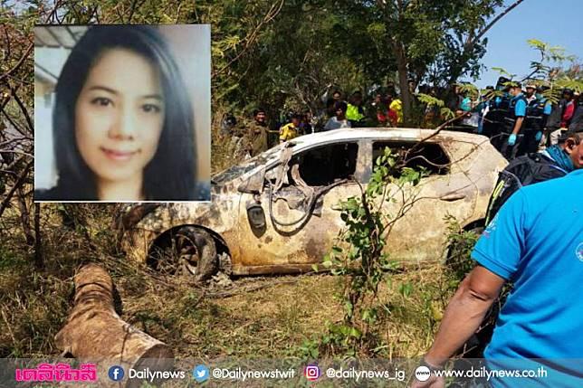 ยังไม่ฟันธง'เสี่ยใหญ่'คนดัง เอี่ยวฆ่าสาวทิ้งรถจมน้ำ3ปี