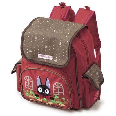 日本帶回 魔女宅急便 兒童後背包/卡通書包/ 雙肩包