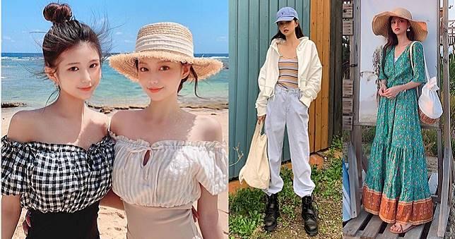 時尚韓妞的口袋名單!韓國服裝、飾品網拍超好逛 不出門也能買到手軟!