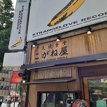 実際訪問したユーザーが直接撮影して投稿した西新宿居酒屋炭火焼食堂 こがね屋の写真