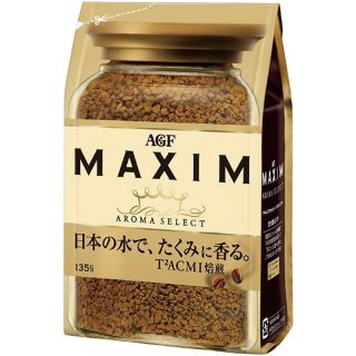 AGF マキシムアロマセレクト(袋) 135g