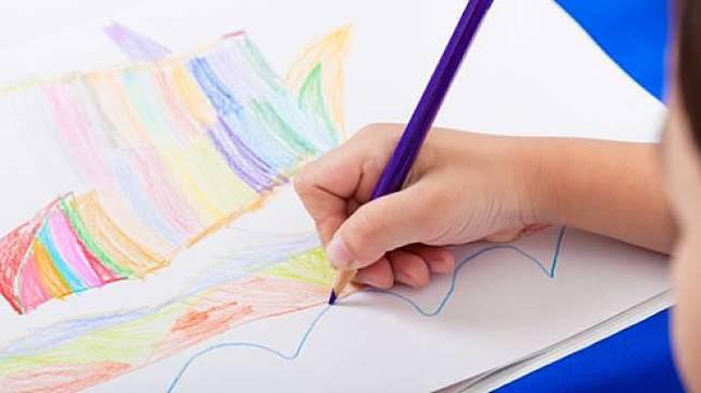 Ilustrasi menggambar. (Shutterstock)