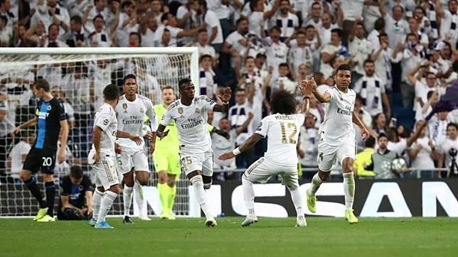 Hasil Copa del Rey Kejutan Sociedad Singkirkan Real Madrid 4-3