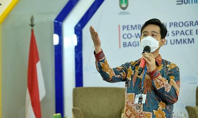 Wali Kota Surakarta, Gibran Rakabuming Raka.