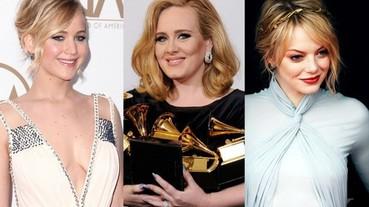 人氣爆燈的 Adele 跟兩位好萊塢明星組成閏蜜天團?