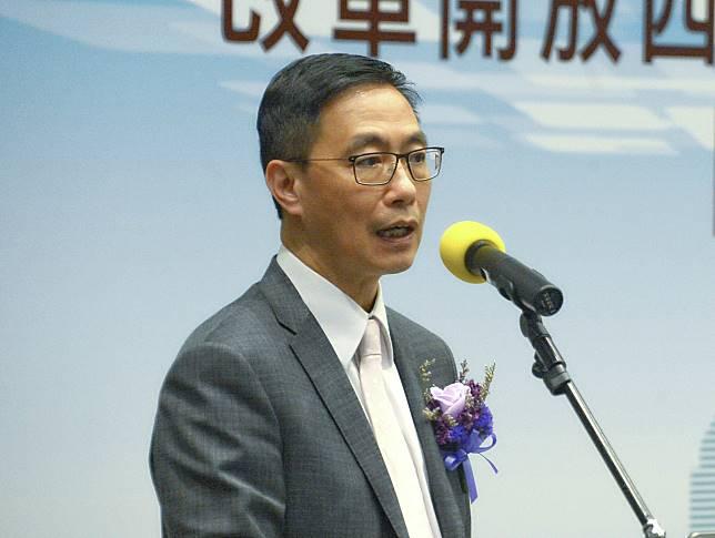 教育局局長楊潤雄。資料圖片