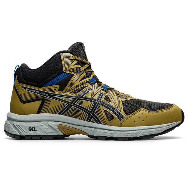 GEL-VENTURE 8 跑鞋專為戶外活動而設計。無論是越野跑、輕度健行或探索新城市,這款多功能的跑鞋都相當適合。新款全面升級,減少鞋面裁片用量使其更為合腳,同時仍維持鞋面一貫的耐用性。新款的大底更