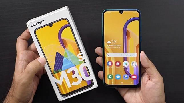 Samsung Galaxy M30s Segera Masuk Indonesia, Harganya?