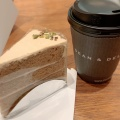 実際訪問したユーザーが直接撮影して投稿した千駄ケ谷カフェDEAN&DELUCA カフェ新宿NEWoMan店の写真