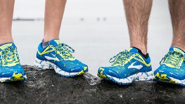 官方新聞 / 象徵幸運的藍色龍蝦 BROOKS Launch 5 悠游波士頓馬拉松