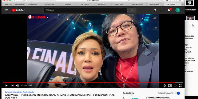 YouTube ARI LASSO TV