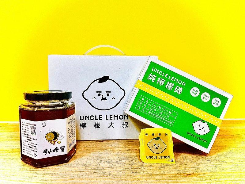 【邵庭獨家推薦】養顏健康蜂蜜檸檬組(3+1套裝組)